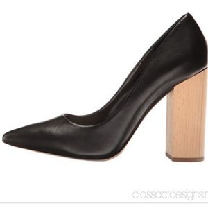 1. State Valencia block heel pump